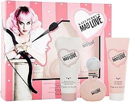 Perfumería y cosmética Katy Perry Katy Perry's Mad Love - Set (Eau de parfum/50ml + Loción corporal/75ml + gel de ducha/75ml)