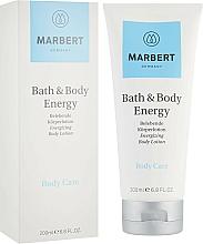 Perfumería y cosmética Loción corporal energizante y vigorizante - Marbert Bath & Body Energy Invigorating Body Lotion