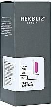 Perfumería y cosmética Sales de baño 100% naturales con aceite de rosa - Herbliz CBD