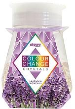 Perfumería y cosmética Ambientador perlas perfumadas con aroma a lavanda - Airpure Colour Change Crystals Lavender Moments