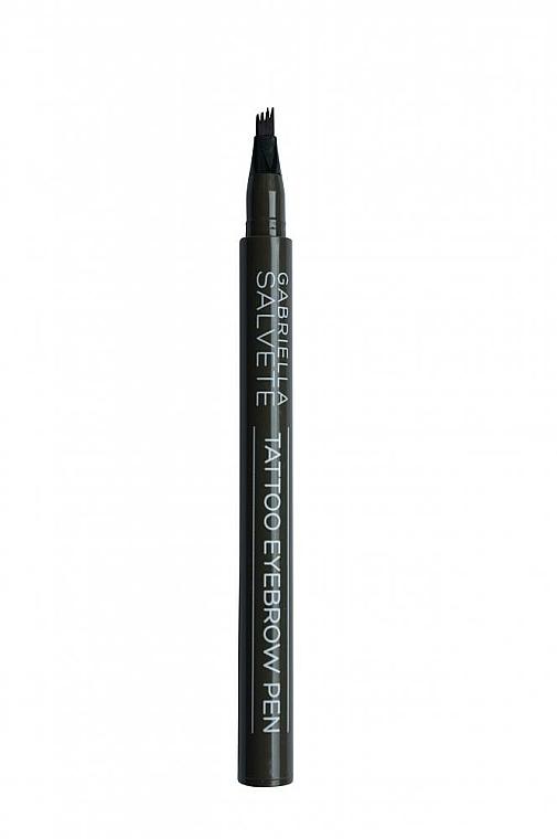 Delineador de cejas, efecto microblading - Gabriella Salvete Tattoo Eyebrow Pen
