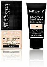 Perfumería y cosmética BB crema se puede utilizar como corrector, base, crema de protección solar y humectante - Bellapierre BB Cream