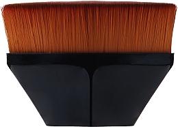 Perfumería y cosmética Brocha para base de maquillaje, negra - Lewer