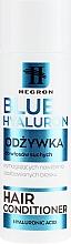 Perfumería y cosmética Acondicionador con ácido hialurónico - Hegron Blue Hyaluron Hair Conditioner