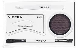Perfumería y cosmética Kit definidor de cejas - Vipera Celebrity Eyebrow Definer Kit