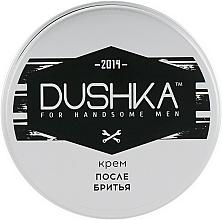 Perfumería y cosmética Crema afershave para hombre con D-pantenol - Dushka