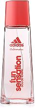 Perfumería y cosmética Adidas Fun Sensations - Eau de toilette