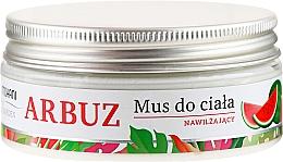 Perfumería y cosmética Mousse corporal hidratante con extracto de sandía - Mohani Wild Garden
