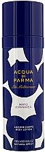 Perfumería y cosmética Acqua di Parma Blu Mediterraneo Mirto di Panarea - Spray loción corporal