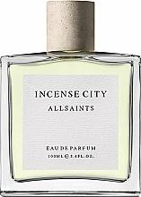 Perfumería y cosmética Allsaints Incense City - Eau de parfum