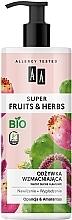 Perfumería y cosmética Acondicionador fortalecedor con extracto de nopal y amaranto - AA Super Fruits Herbs Conditioner