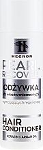 Perfumería y cosmética Acondicionador con aceite de argán y queratina - Hegron Pearl Recover Hair Conditioner