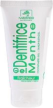 Perfumería y cosmética Pasta dental en gel con sabor a menta fresca - Naturado Gel Dentifrice Bio Toothpaste Mint