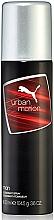 Perfumería y cosmética Puma Urban Motion Man - Desodorante en spray
