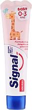 Perfumería y cosmética Pasta dental sabor a fresa con fluoruro - Signal Signal Kids Strawberry Toothpaste