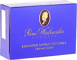Perfumería y cosmética Jabón de manos cremoso con glicerina - Miraculum Pani Walewska Classic Creamy Soap