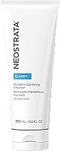 Perfumería y cosmética Gel purificante de limpieza facial con ácido mandélico - Neostrata Clarify Mandelic Clarifying Cleanser
