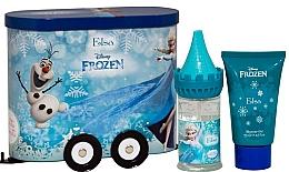 Perfumería y cosmética Disney Frozen - Set infantil (eau de toilette/50 ml + gel de ducha/75ml )