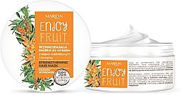 Perfumería y cosmética Mascarilla capilar natura con aceite de espino amarillo - Marion Enjoy Fruit Strengthening Hair Mask
