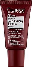 Perfumería y cosmética Gel contorno de ojos antifatiga - Guinot Gel Yeux Defatigant Express