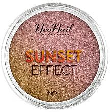 Perfumería y cosmética Purpurina para uñas - NeoNail Professional Sunset Effect