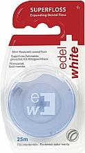 Perfumería y cosmética Hilo dental bio - Edel+White Expanding Floss