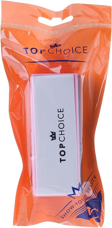 Bloque pulidor de uñas rosa, 7576 - Top Choice
