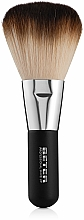 Perfumería y cosmética Brocha de pelo sintético para maquillaje en polvo o bronceador - Beter Professional