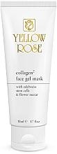 Perfumería y cosmética Mascarilla facial en gel reafirmante con colágeno - Yellow Rose Collagen2 Gel Mask