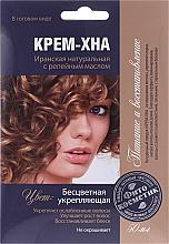 Perfumería y cosmética Crema de henna incolora con complejo de aceites, fortalecedora - Fito Cosmetic