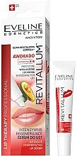 Perfumería y cosmética Sérum labial regenerador con aceite de aguacate - Eveline Cosmetics Lip Therapy Professional Awocado Intensive Lip Serum