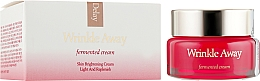 Perfumería y cosmética Crema facial fermentada antiedad con extracto de galactomyces - The Skin House Wrinkle Away Fermented Cream