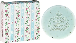 Perfumería y cosmética Jabón artesanal, violeta - Essencias De Portugal Blue Chita Violet Soap