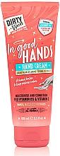 Perfumería y cosmética Crema de manos, uñas y cutículas con provitamina B5 y vitamina E - Dirty Works In Good Hands Hand Cream