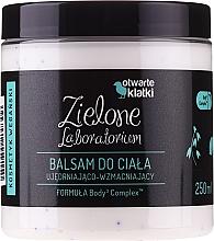 Perfumería y cosmética Bálsamo corporal anticelulítico con extracto de limón - Zielone Laboratorium