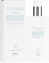 Perfumería y cosmética Champú con aceite de ricino y hoja de cola de caballo - Halier Fortesse Shampoo