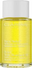"""Perfumería y cosmética Aceite corporal relajante - Clarins Body Treatment Oil """"Relax"""""""