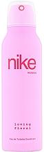Perfumería y cosmética Nike Loving Floral Woman - Desodorante spray