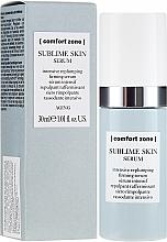 Perfumería y cosmética Sérum facial reafirmante intensivo con ácido hialurónico - Comfort Zone Sublime Skin Serum