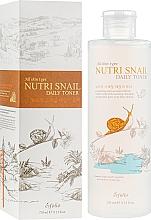 Perfumería y cosmética Tónico facial hidratante con baba de caracol - Esfolio Nutri Snail Daily Toner