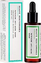 Perfumería y cosmética Sérum facial antiedad con aceite de argán - Beaute Mediterranea Matrikine Anti-aging Serum