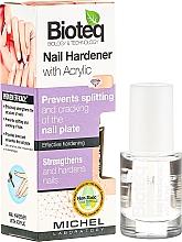 Perfumería y cosmética Endurecedor de uñas acrílico - Bioteq Nail Hardener With Acrylic