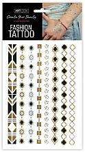 Perfumería y cosmética Flash tatuaje, ornamento 2 - Art Look