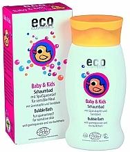 Perfumería y cosmética Espuma de baño infantil con extracto de espino amarillo y granada, pieles sensibles - Eco Cosmetics Baby&Kids Bubble Bath