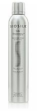 """Perfumería y cosmética Laca para cabello con ingredientes botánicos de seda, fijación natural y flexible - Biosilk Silk Therapy Finishing Spray Natural Hold """"Silk therapy"""""""