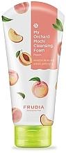 Perfumería y cosmética Espuma limpiadora con melocotón - Frudia My Orchard Peach Mochi Cleansing Foam