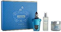 Perfumería y cosmética Xerjoff Mefisto Gentiluomo - Set (eau de parfum/100ml + desodorante/100ml + crema aftershave/200ml)