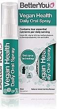 Perfumería y cosmética Complemento alimenticio oral de vitaminas y minerales - BetterYou Vegan Health Oral Spray