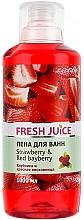 Perfumería y cosmética Espuma de baño con aroma a fresa - Fresh Juice Strawberry and Red Bayberry