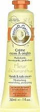 Perfumería y cosmética Crema hidratante de manos con manteca de karité y aceite de albaricoque - Roger & Gallet Fleur d'Osmanthus Hand & Nail Cream